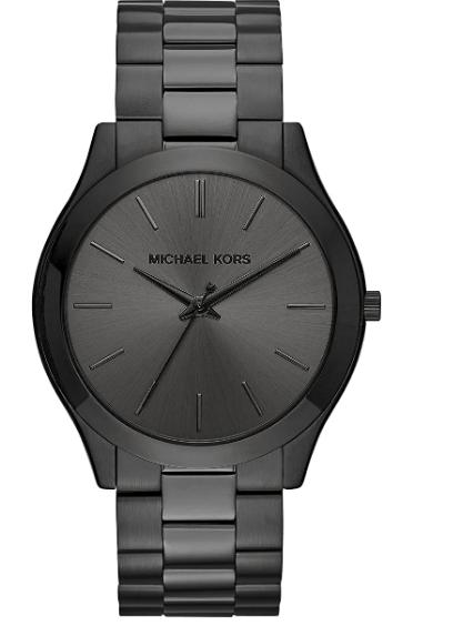 Michael Kors Men's Slim Runway Stainless Steel