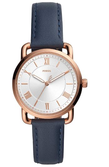 Fossil Women's Copeland Stainless Steel Quartz Watch
