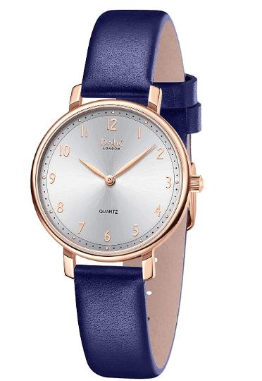 Dohe Women's Watch Minimalist Thin Quartz Watches