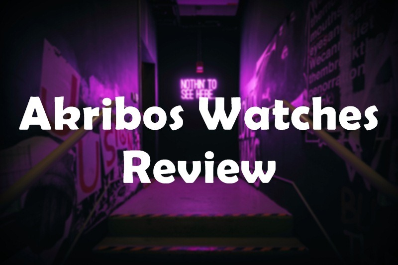 why are akribos watches so cheap