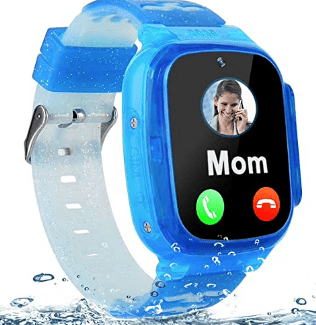 Kids Waterproof Smart Watch Phon