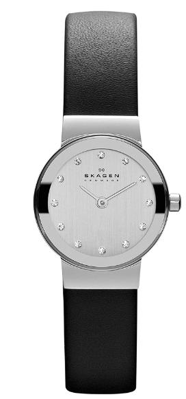 Skagen Women's Freja Stainless Steel Mesh Dress Quartz Watch