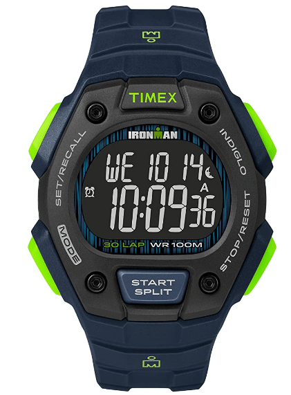 Timex Ironman Classic 30 Full-Size 38mm Watch