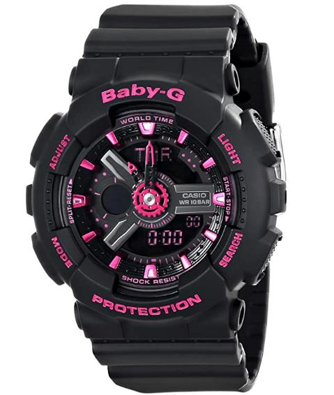 Casio Women's Black Watch