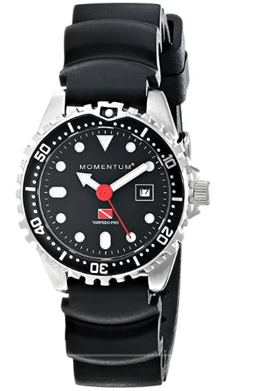 Torpedo Pro Dive Watch by Momentum