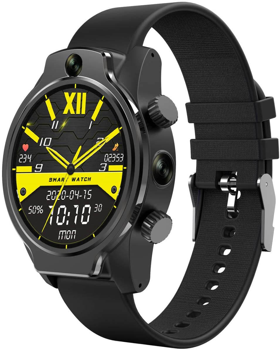 4G LTE BY4U Smartwatch