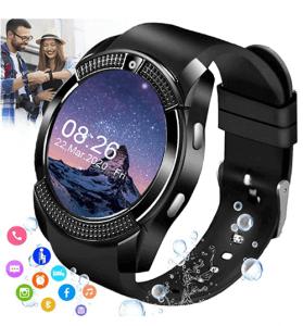 iFuntecky Smartwatch with Camera
