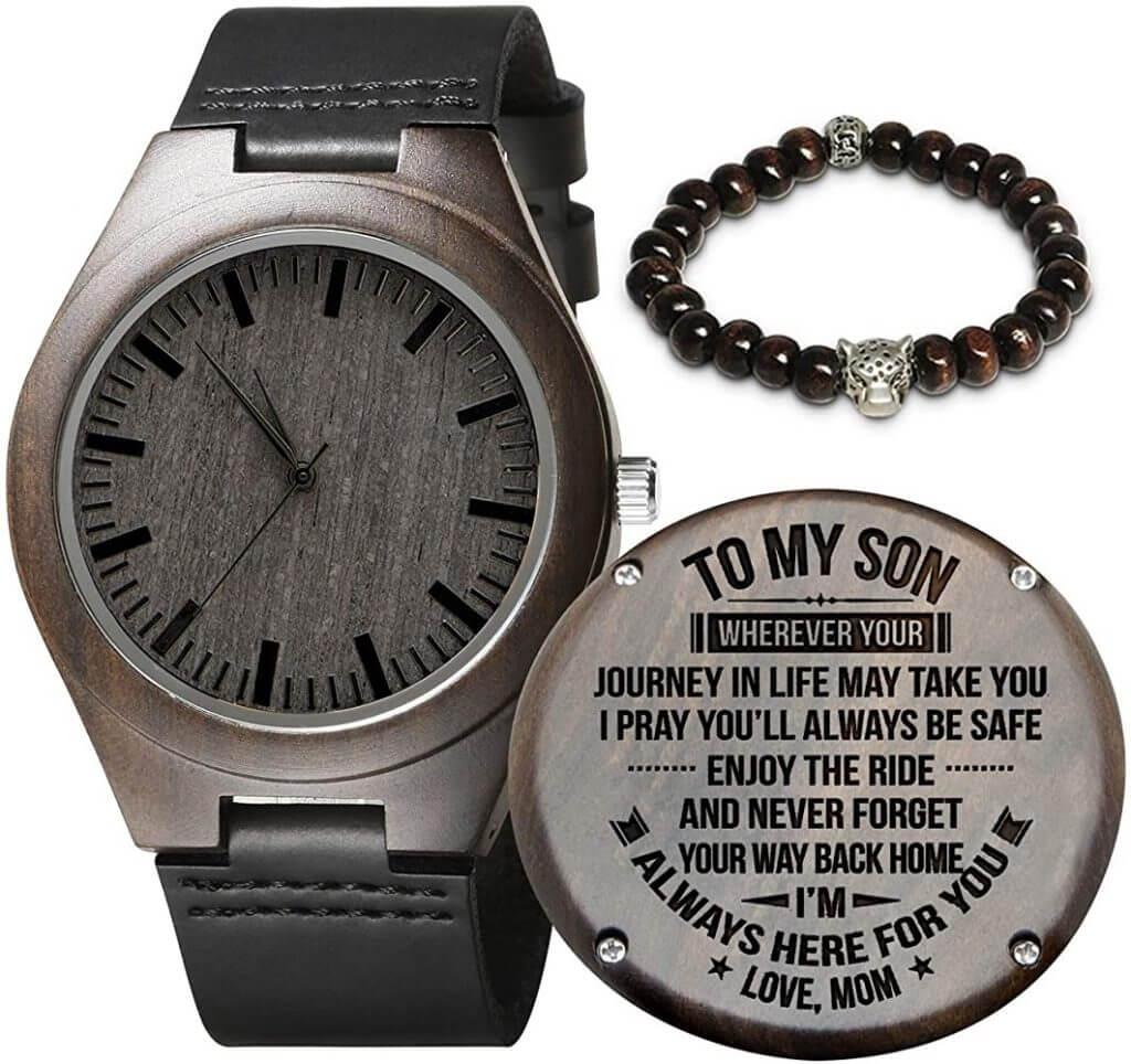 Kenon Wood Watch
