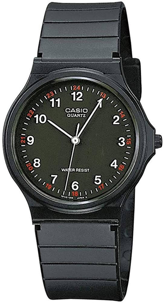 Casio Hand Analog Water Resistant Watch