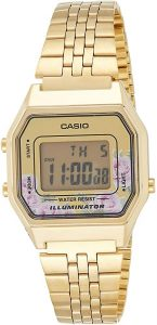 Casio Women's Vintage Alarm Digital Watch