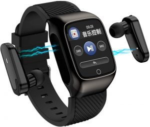 S300 2 in 1 Smartwatch and Bluetooth Headset