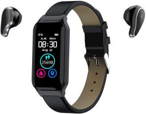 Vapeonly 2 in 1 Smartwatch and Bluetooth Headset